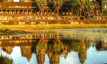 Resorts in Cambodia