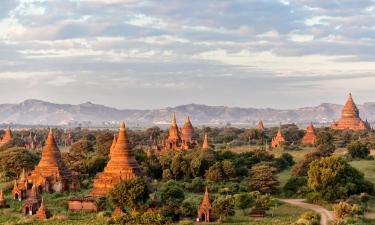 5-Star Hotels in Myanmar