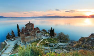 Hotels in North Macedonia