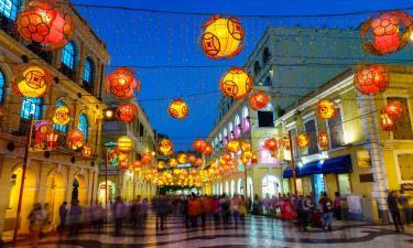 Family Hotels in Macau