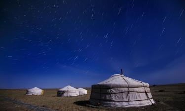 Luxury Hotels in Mongolia