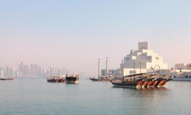 Hotels in Qatar