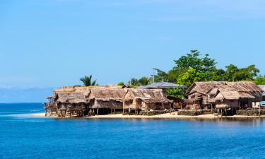 Hotels in the Solomon Islands