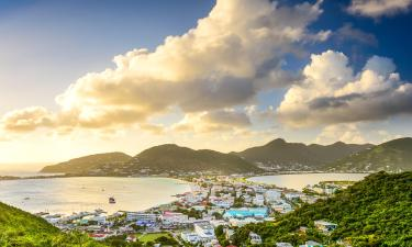 Apartments on Sint Maarten