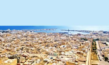 Apartmani u Tunisu