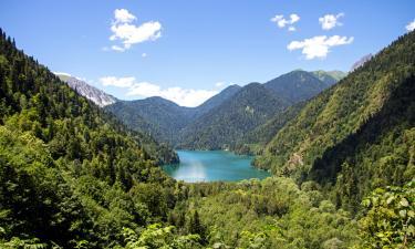 Hotels in Abkhazia