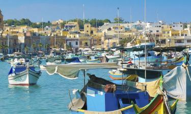Hotels in Malta