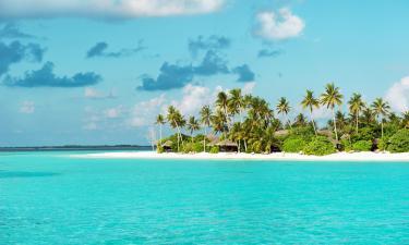 Penzióny na Maldivách