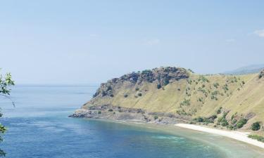 Hotels in East Timor