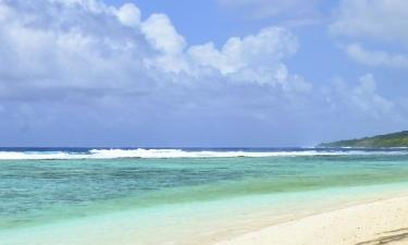 Cheap Hotels on the Northern Mariana Islands