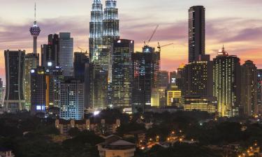 מלונות במלזיה