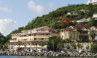 Villas in Saint Martin