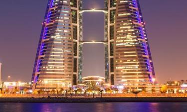 Pénztárcabarát hotelek Bahreinben