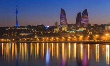 Отели в Азербайджане