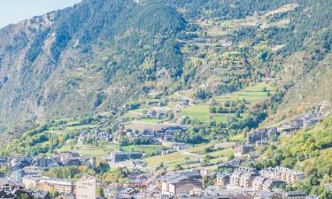 Apartments in Andorra