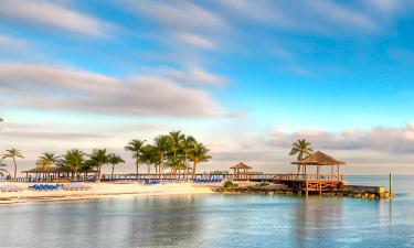 Resorter på Bahamas