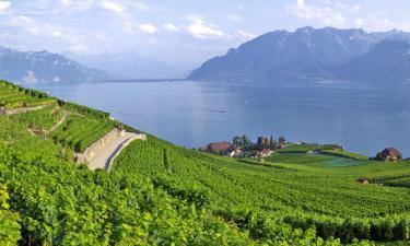 Hotels in der Schweiz