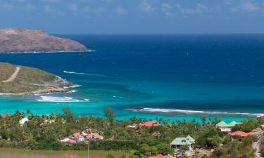 Five-Star Hotels in Saint Barthelemy