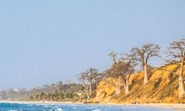 Beach Hotels in the Gambia