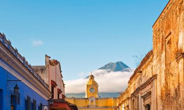 Budget hotels in Guatemala