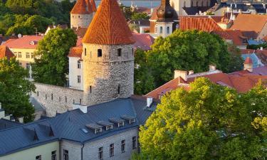 Hotels in Estonia