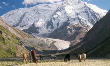 Hostels in Kyrgyzstan