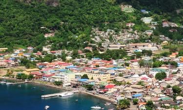 Guest Houses on Saint Lucia