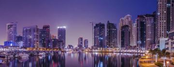 Hotels in Dubai Marina