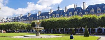 Hotels im Stadtteil Le Marais