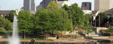 Hotels in Downtown Indianapolis