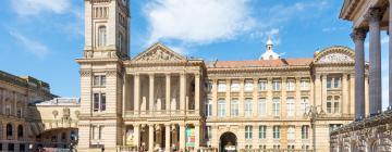 Hotels in Birmingham City Centre