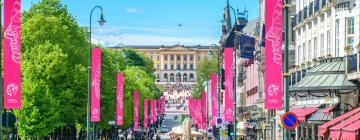Hotels in Oslo City Centre