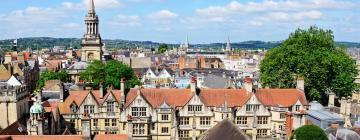 Hotels in Oxford City Centre