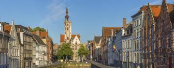 Hotéis em: Centro Histórico de Brugge