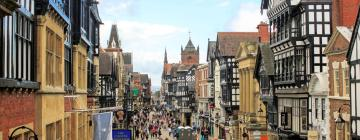 Hotels in Chester City Centre