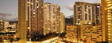 Hotels in Downtown Honolulu