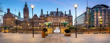 Hotels in Sheffield City Centre