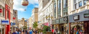 Hotels in Bournemouth City Centre