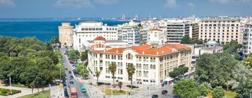 Hotels in Thessaloniki City Centre
