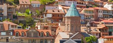 Hotels in Old Tbilisi