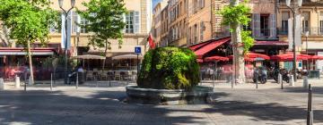 Hotels in Aix-en-Provence Historic Centre