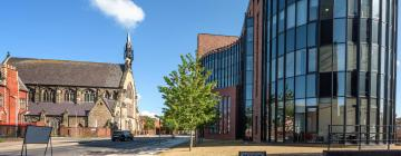 Hotels in Baltic Triangle