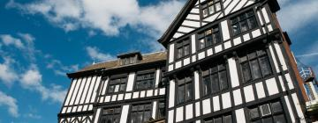 Hotels in Leicester City Centre
