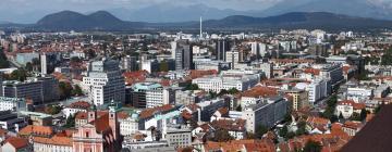 Hotels in Ljubljana City Centre