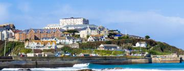 Hotels in Newquay City Centre