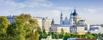 Hôtels dans ce quartier: Centre de Madrid