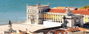 Ξενοδοχεία σε Κέντρο Λισαβόνας
