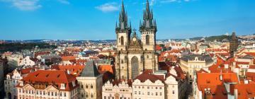 Hotels in Prague 1
