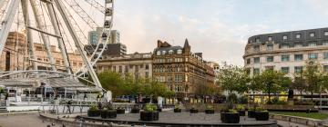 Hotels in Manchester City Center