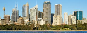 Hotels in Sydney Central Business District